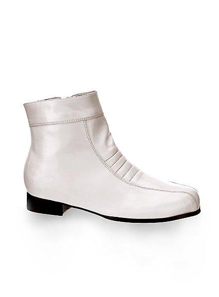 Chaussures de mac, blanc