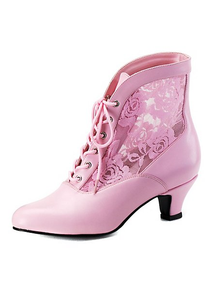 Chaussures rococo roses