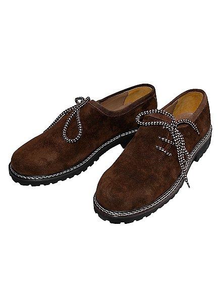 Chaussures traditionnelles bavaroises homme