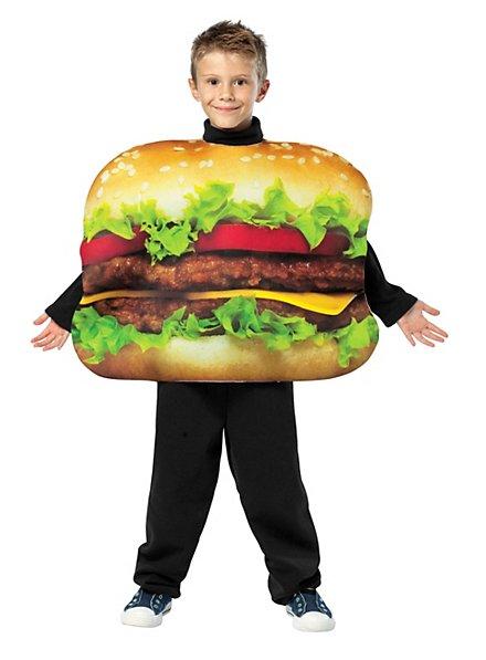 Cheeseburger Kids Costume
