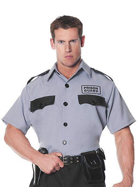 Chemise de gardien de prison