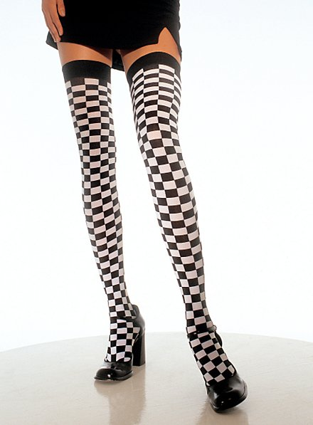 Chessboard Stockings