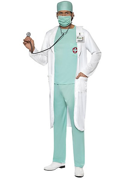 Chief physician costume
