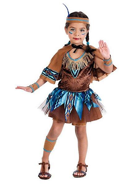 Chief's daughter child costume