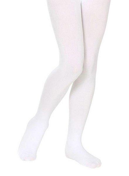 Children's tights white