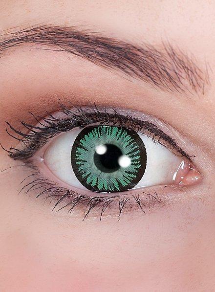Circle Lenses grün