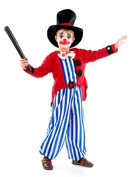 Circus Clown Child Costume