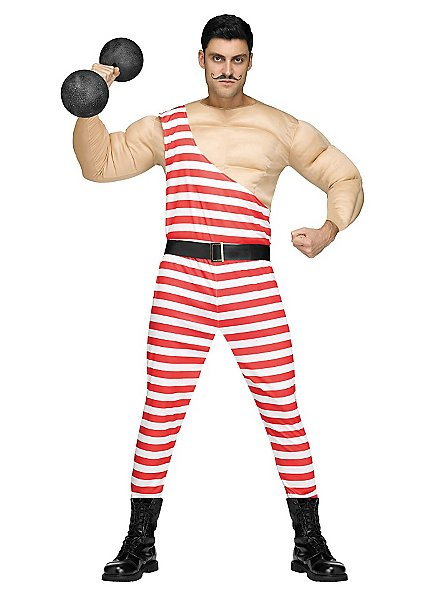 Circus Muscle Man Costume