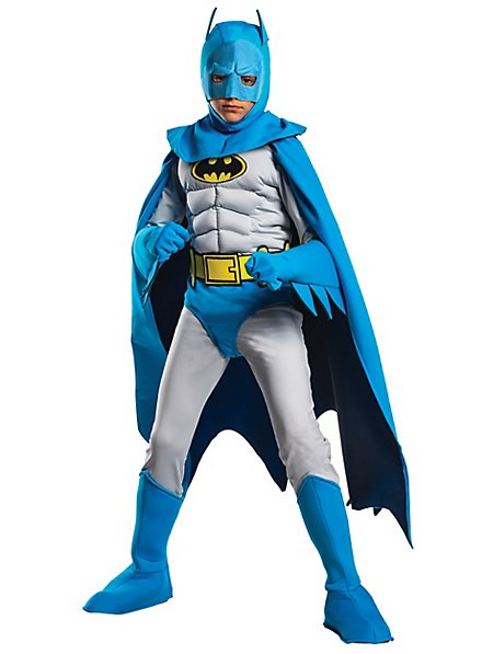Classic Batman Deluxe Child Costume