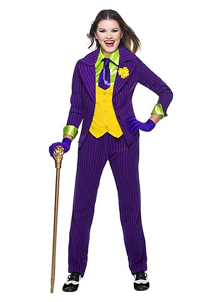 Classic Joker Premium Costume for Women