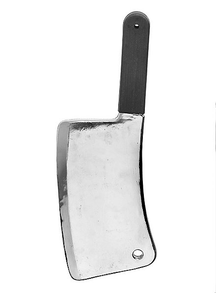 Cleaver made of plastic
