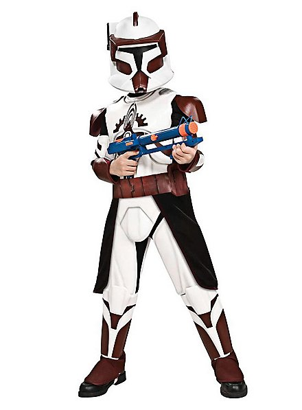 Clone Trooper Commandant Fox Déguisement Enfant