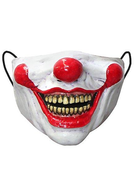 Clown Mundmaske