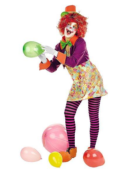 Clownesse Kostüm