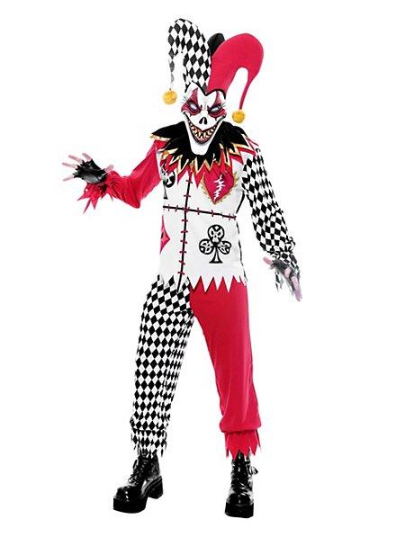Clownskostüm Horror Joker