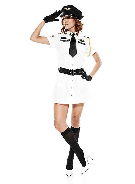 Co-pilote sexy Déguisement