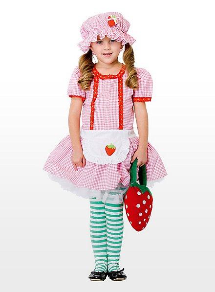Collants à rayures blanches et vertes enfant