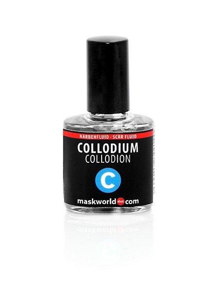 Collodium Narbenfluid, Kollodium