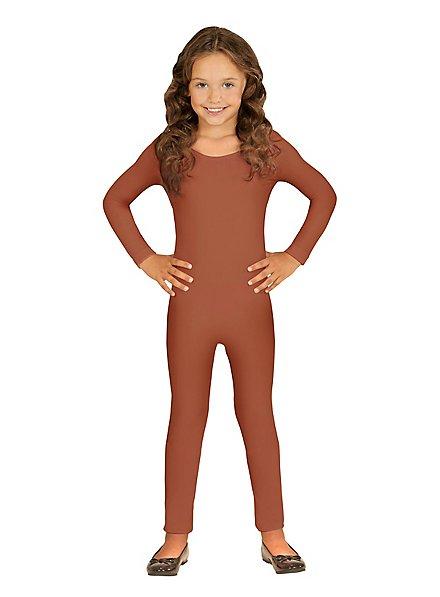 Combinaison couleur chair pour enfant