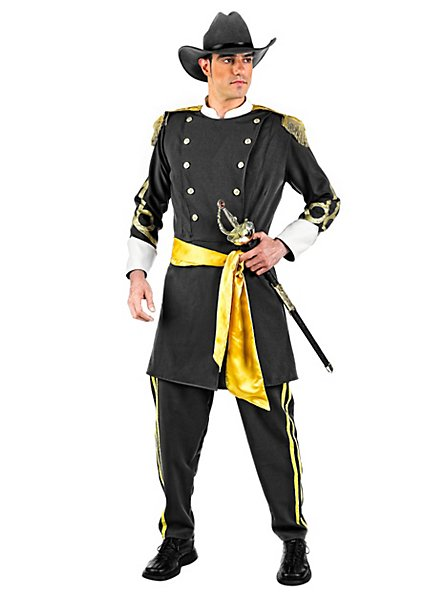 Confederate General Uniform Costume