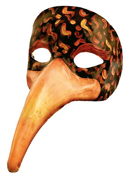 Corbeau - masque vénitien