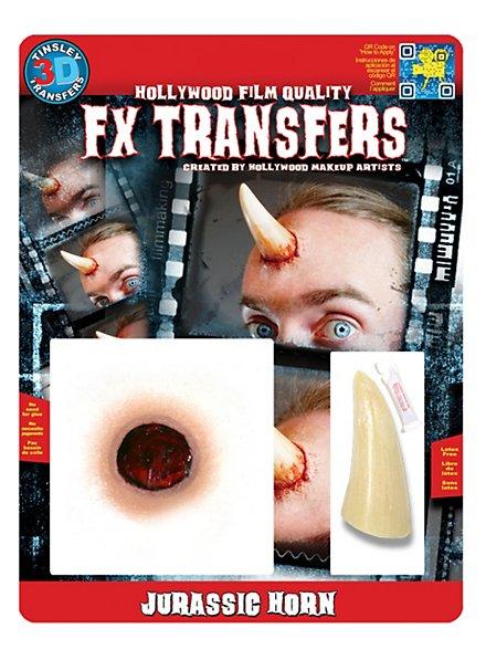 Corne de dinosaure 3D FX Transfers