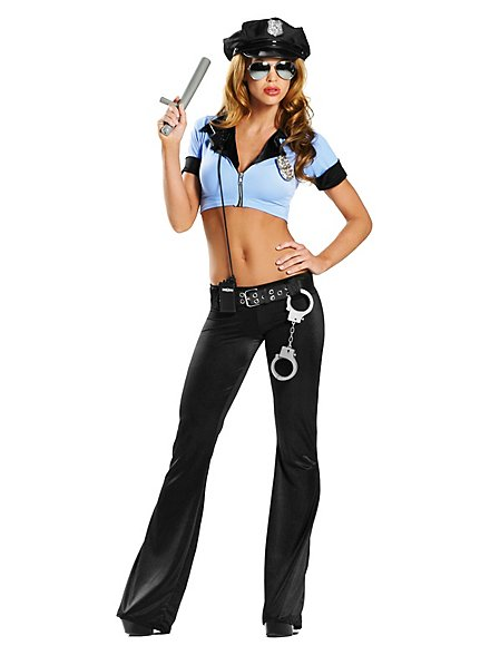 Corrections Officer Costume