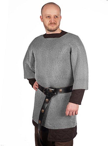 Cotte de mailles de chevalier