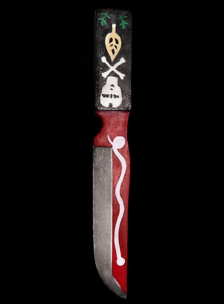 Couteau vaudou Chucky