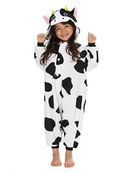Cow Kigurumi Child Costume