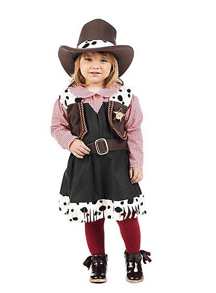 Cowgirl Child Costume