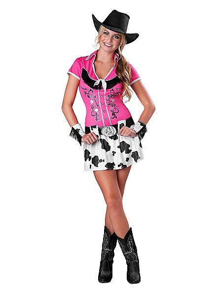 Cowgirl Kostüm für Jugendliche