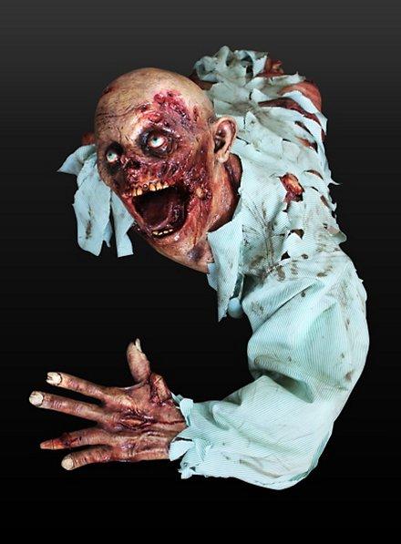 Crawling Zombie Halloween Decoration