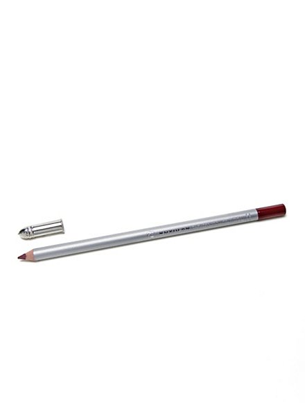 Crayon de maquillage professionnel rouge foncé