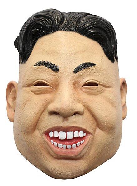 Crazy Kim Yong-un Maske