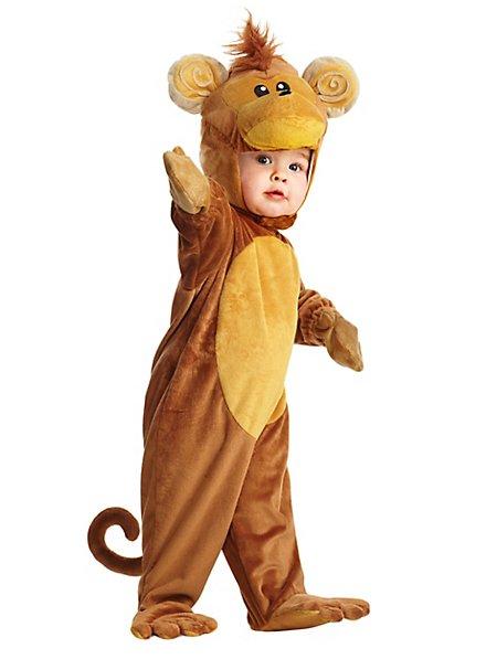 Cute monkey kid's costume