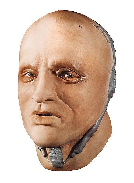 Cybercop Maske aus Schaumlatex