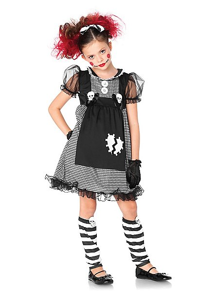 Dark Dollie Kinderkostüm