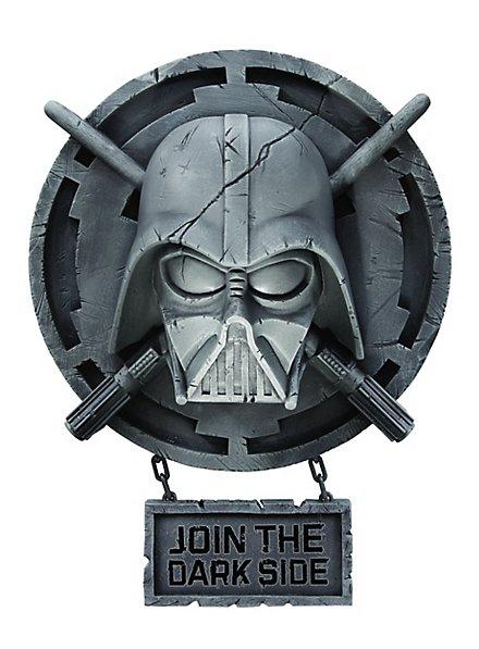 Darth Vader Wanddekoration