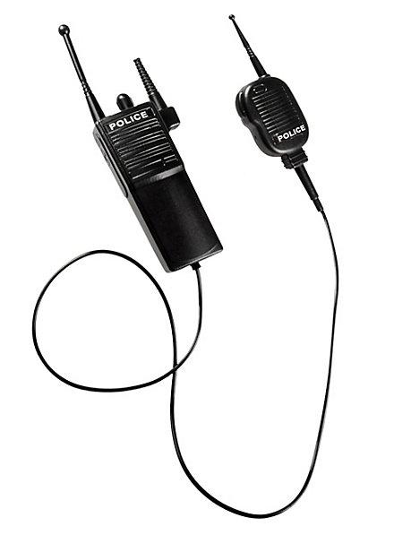 Deco Police Radio