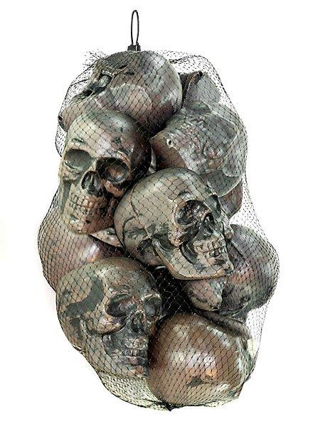 Décoration d'Halloween Crânes