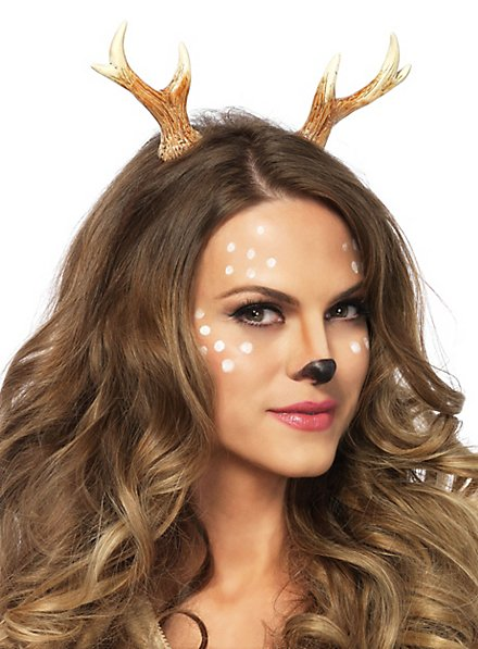 Deer hairband