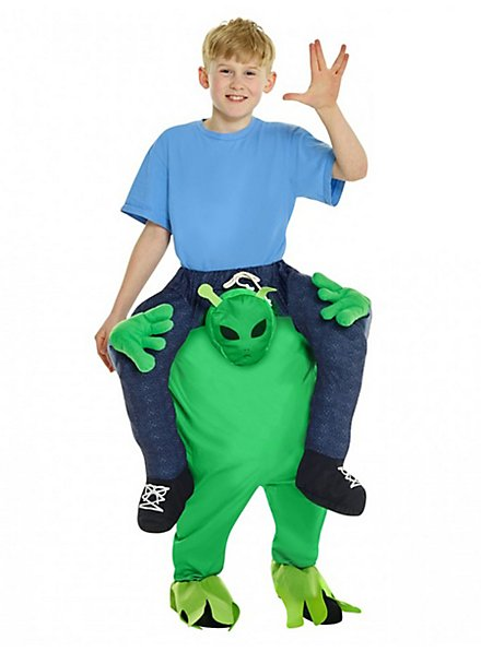 Déguisement Carry Me alien pour enfant