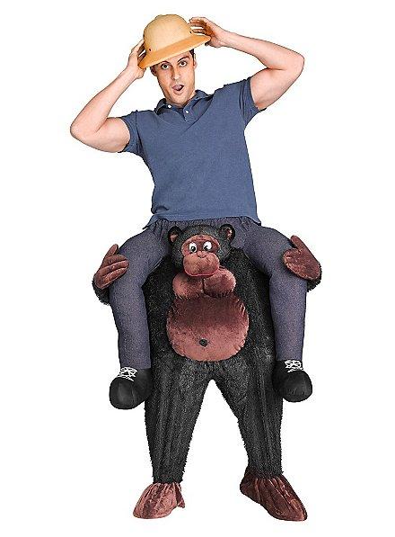 Déguisement Carry Me gorille