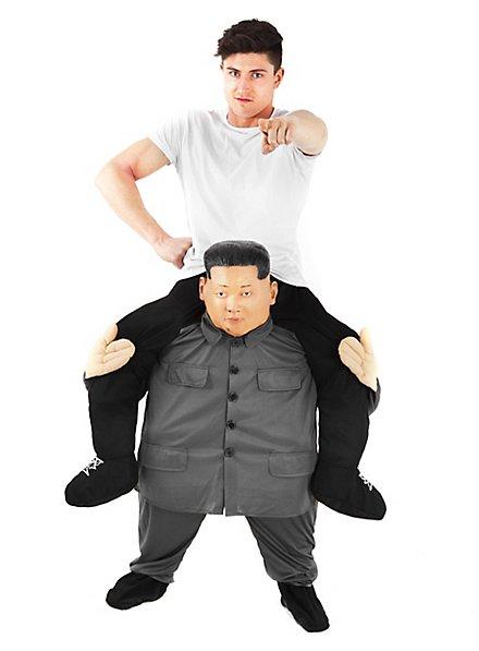 Déguisement Carry Me Kim Yong-un