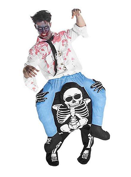Déguisement Carry Me squelette