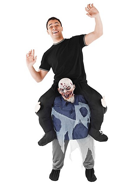 Déguisement Carry Me zombie