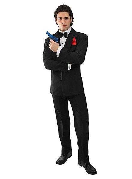 Déguisement d'agent secret gentleman