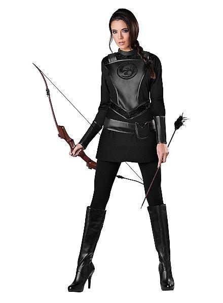Déguisement d'archère fantasy