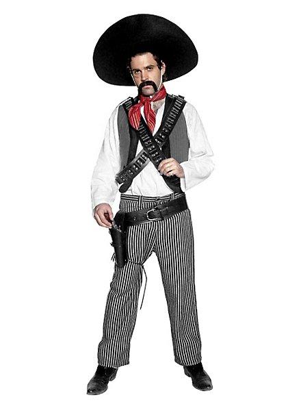 Déguisement de bandit mexicain